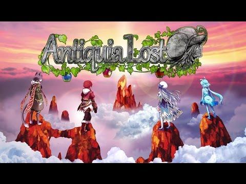 RPG Antiquia Lost - Official Trailer thumbnail