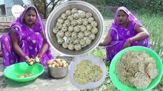 घर पर बिना मशीन के बनाए चटपटीआलू के पापड़ | Holi Special Potato Papad||PAPAD