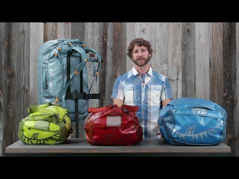 Osprey Packs | Transporter Series | Product Tour