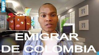 EMIGRAR DE COLOMBIA - A EUROPA - Video Youtube