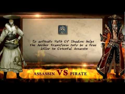 Oriental Assassin: The Dark Has Fallen