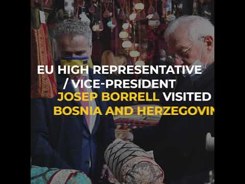 Visit to Bosnia and Herzegovina (25th anniversary of Dayton Peace Agreement)