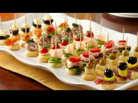 Party Appetizers Finger Food