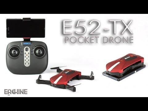 E52 - Height Holding Selfie Wifi Failcopter