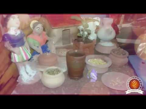 Archana Khedekar Home Ganpati Decoration Video