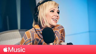 Carly Rae Jepsen: Album Plans and Jet-setting with Seal and Michael Bolton | Beats 1 | Apple Music