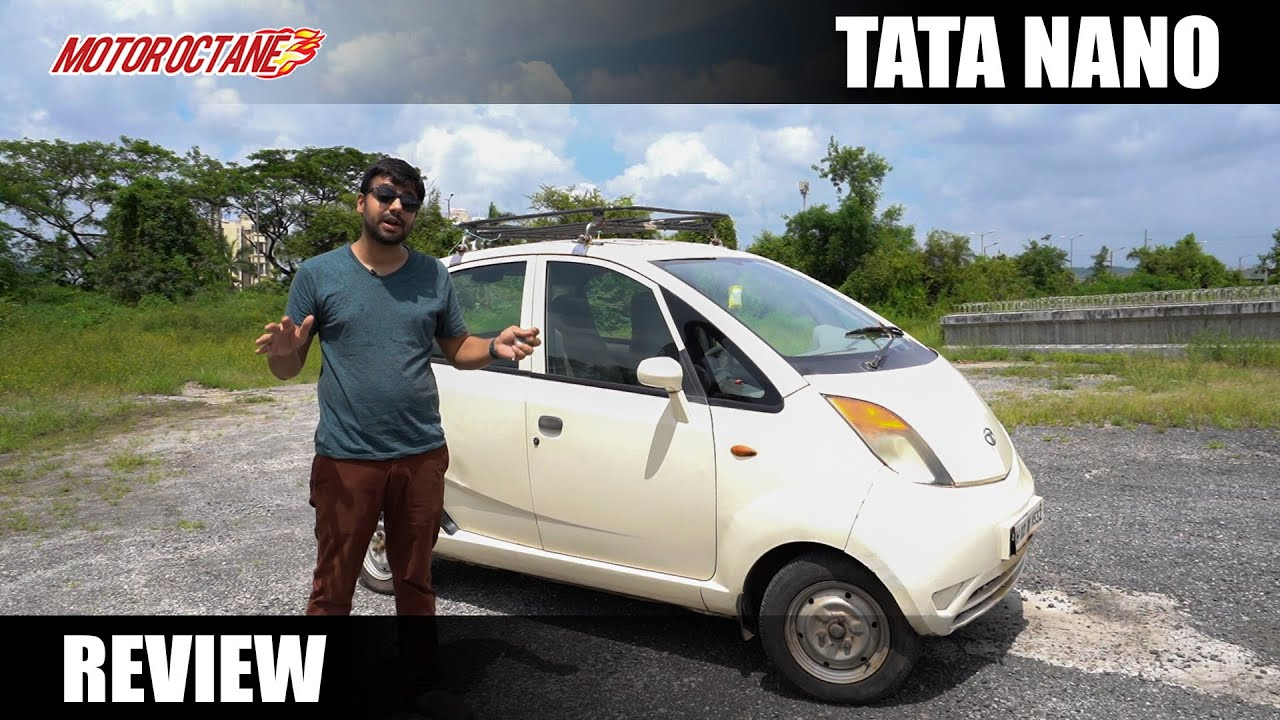 Motoroctane Youtube Video - Tata Nano - Do you Miss it?