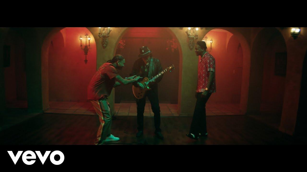 Tyga, YG, Santana — Mamacita