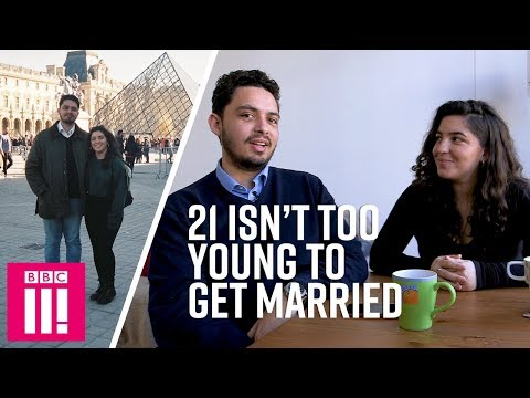 We Won't Regret Marrying Young