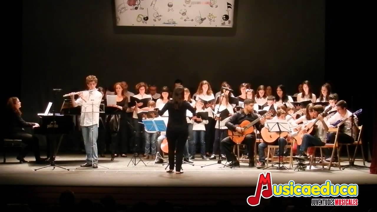 Pavana de Fauré - Festival Musicaeduca 2013