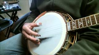 Basic Rolls for the 5 String Banjo
