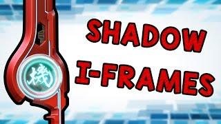 Shadow I-Frames! (Smash Wii U/3DS)