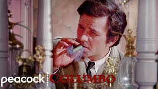 Cigar Smoking Man | Columbo