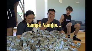 Liat apa yang di lakukan anak ini ,sampe Nangis..