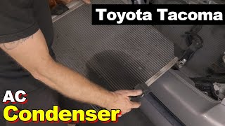 2006 Toyota Tacoma AC Condenser