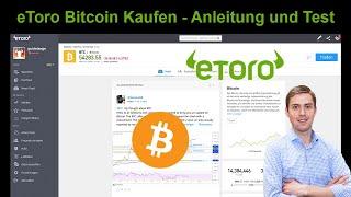 Etoro Bitcoin Kaufen und Senden