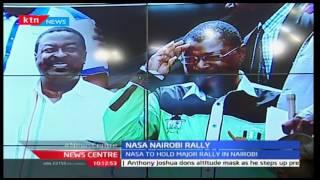 News Centre - 24th March 2017 - NASA holds major rally in Nairobi