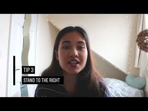 International Welcome Week Tips