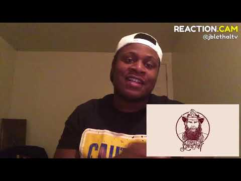 Chris Stapleton - Broken Halos (Audio) REACTION