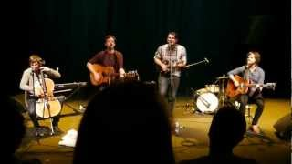 The Futureheads - The Beginning of the Twist (Acoustic)