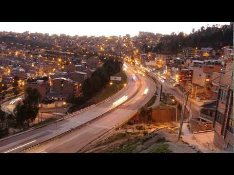 La Paz Şehir Turu