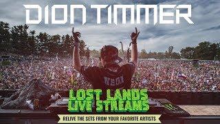 Dion Timmer Live @ Lost Lands 2017