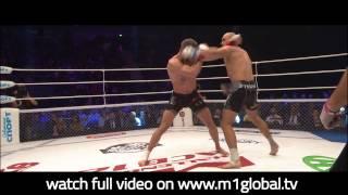 Смотреть онлайн Бой формата М1 Штефан Пютц против Фернандо Миранда