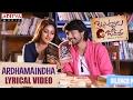 Ardhamaindha Song With English Lyrics | Kittu Unnadu Jagratha | Raj Tarun, Anu | Anup Rubens