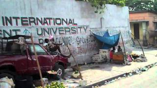 preview picture of video 'Port-au-Prince Driving Tour - Part 3'