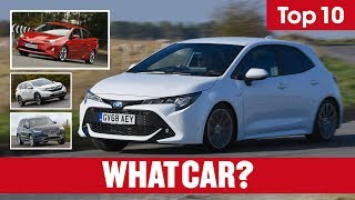 Best Hybrid Cars 2019 (and the ones to avoid) – Top 10s | What Car?