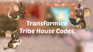 Transformice - Tribe House Codes
