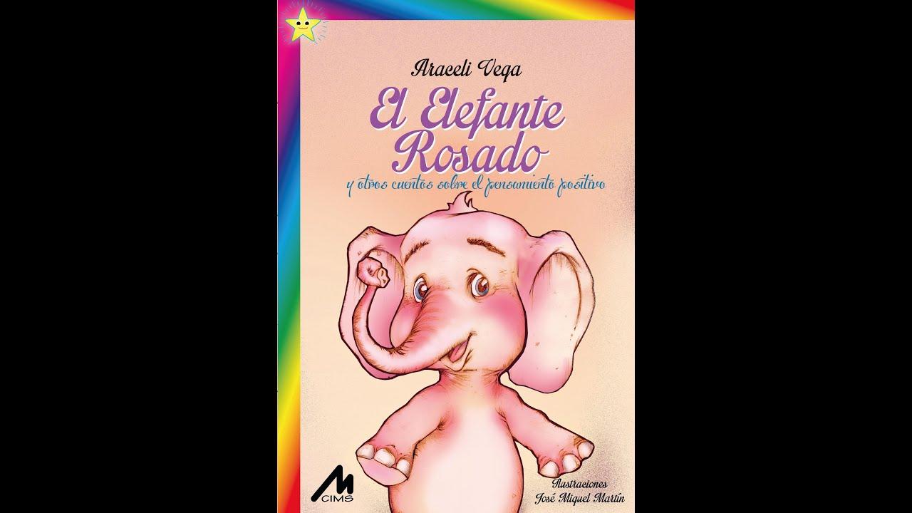 Cuentacuentos Cuvani-El Elefante Rosado