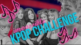 KPOP TRY NOT TO SING ALONG/DANCE CHALLENGE