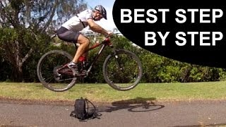 How to Bunny Hop a Mountain Bike - Best Step by Step Guide