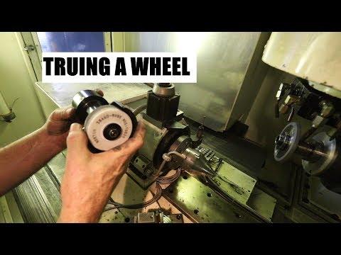 Wheel Truing Attachment Base Plate