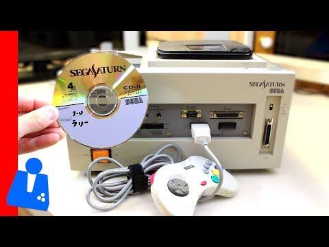 Official Sega Saturn Development Kit (Hardware)