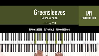 Greensleeves | Minor