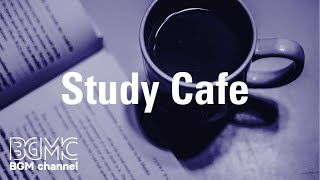 Study Cafe: Relaxing Piano Coffee Jazz - Pleasant Piano Jazz Playlist for Study, Work at Home