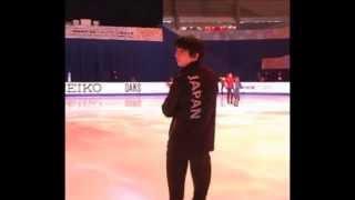 【羽生結弦】 背中 【MAD】 Yuzuru Hanyu