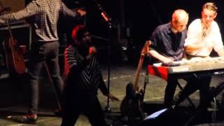 FFS (Franz Ferdinand & Sparks) - So Desu Ne (The Wiltern, Los Angeles CA 11/13/15)