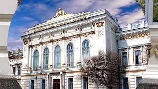 Мій Харків мої крила - конкурсна робота про вузы Харкова, учня 9 класу