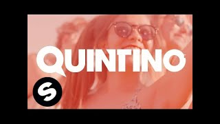 QUINTINO - YOU DON'T STOP (Official Music Video)