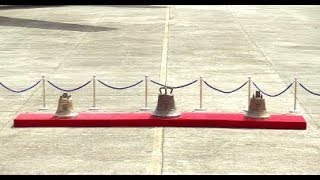 Balangiga Bells return to the Philippines after 117 years