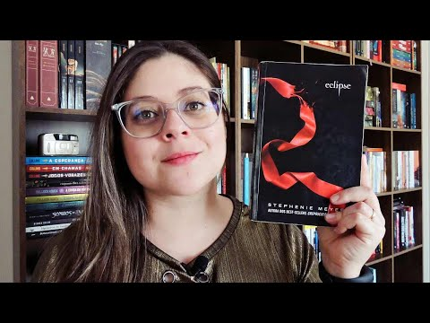 Eclipse #livro3 Saga Crepúsculo [leitura conjunta] |Entre Histórias