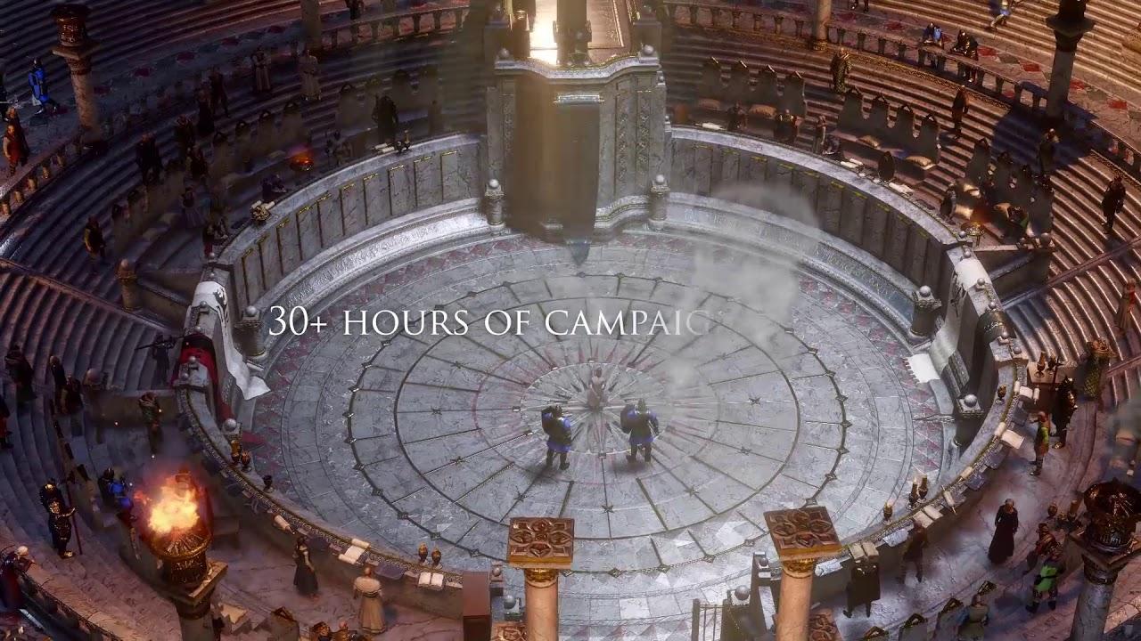 Trailer di SpellForce 3