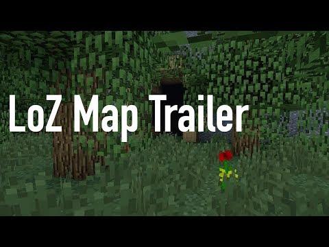 Legend of Zelda - Custom Adventure Map (1.12+) Minecraft Project