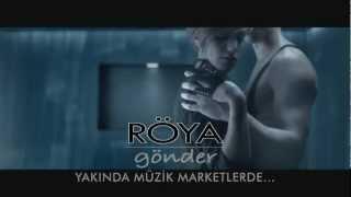 """RÖYA """"GÖNDER"""" Yakında Müzik Marketlerde!"""