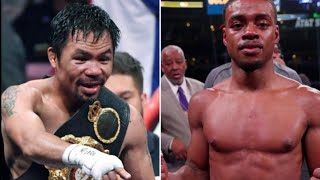 (WOW) MANNY PACQUIAO FAKES RESPONDS TO ERROL SPENCE JR. CALL OUT ! TEAM PACQUIAO NOT INTERESTED !