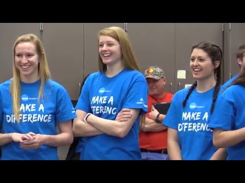 Elite Eight - Community Engagement Activity for Pitt State Women's Basketball