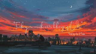 [Vietsub + Pinyin] Tình Yêu Vĩnh Viễn Không Mất Đi/永不失联的爱 (Live)   Đan Y Thuần/单依纯